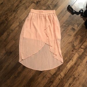 Kimchi blue urban outfitters pleated skirt